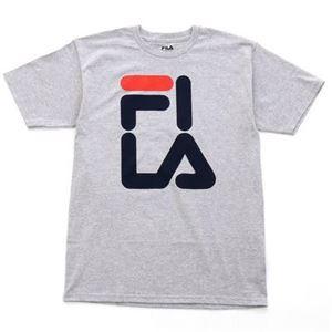 FILA FI OVER LA TEE Tシャツ 27 varsity サイズ:M - 拡大画像