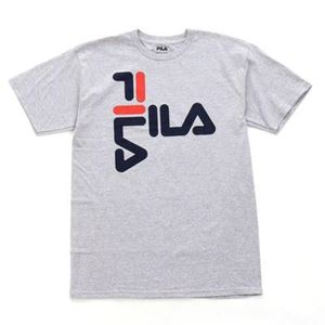 FILA ANTHONY TEE Tシャツ 289 hgry サイズ:S - 拡大画像