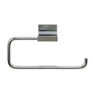 タオルリング/建築金物 【W200×H111mm】 浴室可 〔業務用 建材 建築金具〕 - 拡大画像