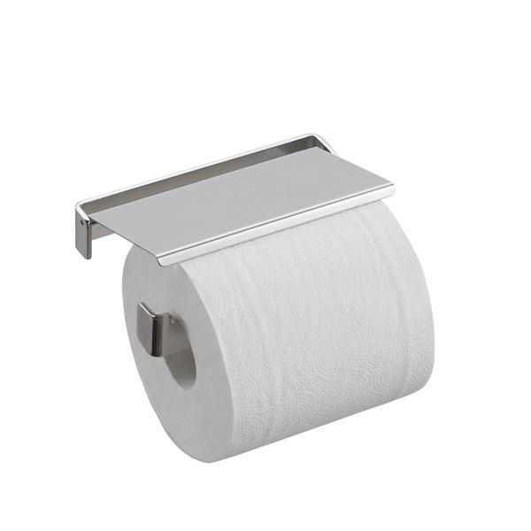 ペーパーホルダー/建築金物 【R9315】 浴室可 ステンレス製 研磨 〔業務用 建材 トイレ器具〕