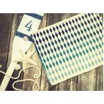 LaidBack インテリアマット/フロアマット 【45×180cm リップル】 Ag+銀イオン加工付き 洗える 〔抗菌 防臭 消臭〕