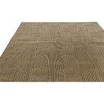 フリーカット 抗菌 防臭 カーペット 絨毯 / 江戸間 6畳 261×352cm / ベージュ 平織り 『チェックモア』 九装