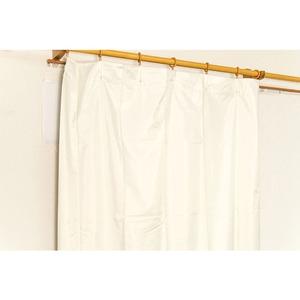 取り付けるだけで高機能のカーテンになる裏地ライナー 1枚のみ 100×135cm用 裏地ライナー 1級遮光 遮音 断熱 ライナーカーテン - 拡大画像