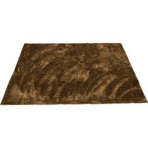 カーペット ラグ 敷物 室内 芝生ラグ 130×190cm ブラウン オーシャン
