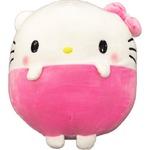 キティー クッション ソファー kitty キティ ぬいぐるみ 丸型 30cm