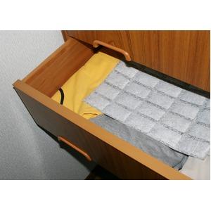 強力消臭&除湿シート(小スペース用2枚セット)