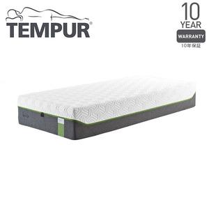 TEMPUR 低反発マットレス  クイーン『ハイブリッドリュクス30 〜テンピュール2層マイクロコイルで弾力性のある寝心地〜』 正規品 10年保証付き - 拡大画像