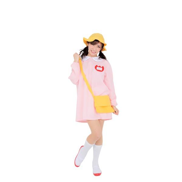 【訳あり・在庫処分】コスプレ衣装/パーティーグッズ 【サクラ保育園 ピンク】 仮装 イベントグッズ 舞台小物