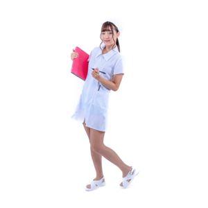 コスプレ衣装/パーティーグッズ 【ナース】 仮装 イベントグッズ 舞台小物 - 拡大画像