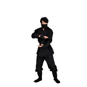 コスプレ衣装/パーティーグッズ 【忍者】 仮装 イベントグッズ 舞台小物 - 拡大画像