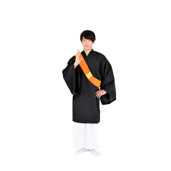 【コスプレ衣装/パーティーグッズ】 お坊さん