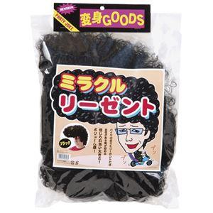 【コスプレ衣装/パーティーグッズ】 ミラクルリーゼント ブラック