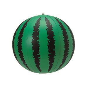 ビーチボール 35cm スイカ 【2個セット】 - 拡大画像