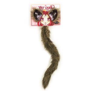 (まとめ)ELOPE Cat Kit Fox(キャットキット キツネ)【×4点セット】 - 拡大画像