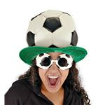 ELOPE Soccer Ball(サッカーボールハット)