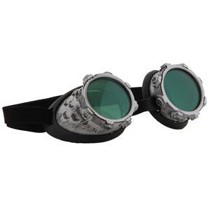 ELOPE CyberSteam Goggles シルバー/グリーン SLV/GRN(サイバースチーム ゴーグル) - 拡大画像