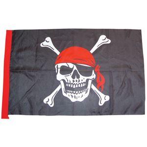 (まとめ)SUNSTAR Pirate Flag-Skully Cap(海賊の旗-スカリーキャップ)【×5点セット】 - 拡大画像