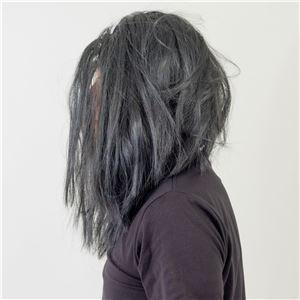 【コスプレ/パーティーグッズ】 ボサボサ長髪かつら - 拡大画像