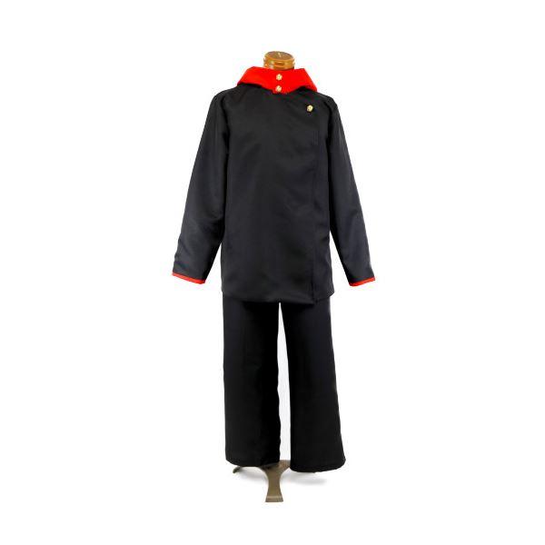 【コスプレ/パーティーグッズ】呪霊高等専門学校 上着 赤フード付き S