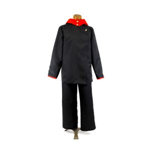 【コスプレ/パーティーグッズ】呪霊高等専門学校 上着 赤フード付き M - 拡大画像