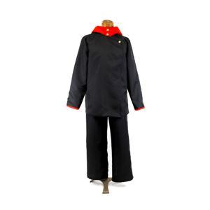 【コスプレ/パーティーグッズ】呪霊高等専門学校 制服 赤フード付き S - 拡大画像