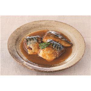 和風惣菜シリーズ さばのみそ煮 120g×15パック - 拡大画像