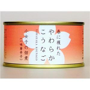 木の屋石巻水産缶詰 小女子の佃煮(一味唐辛子) 6缶セット - 拡大画像