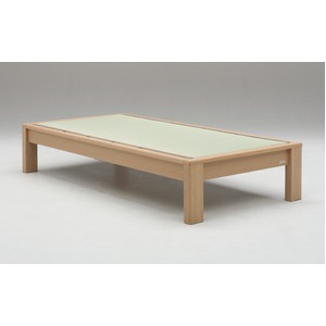 畳ベッド【ベッドフレームのみ】【スミカ】 (シングル・ブラウン・ヘッドレス) グランツ GLANZ