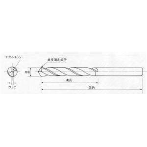 イシハシ精工 P-EXD4.3 エクストラ正宗ドリル 4.3 (2本パック)