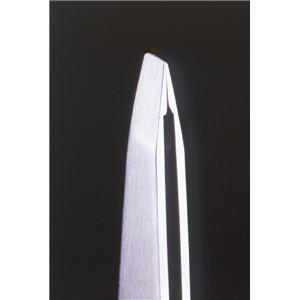 グリーンベル G-2151 匠の技ステンレス製毛抜き(先斜め)