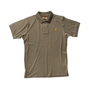 DIKE(ディーケ) 92121/200-XS ポロシャツ ポイズ ダークブラウン XS