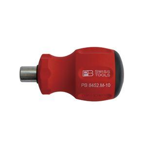 PB SWISS TOOLS 8452.M-10 ビットドライバーハンドル(#8452-10-15M