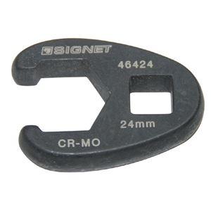 SIGNET(シグネット) 46412 3/8DR クローフットレンチ 12MM - 拡大画像
