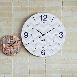 モチーフクロック townシリーズ/壁掛け時計 【LLサイズ/ヘルシンキ】 直径60cm