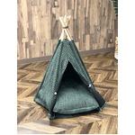 Pet Tipi tent(ペットティピーテント)ペンタゴン×ブラック