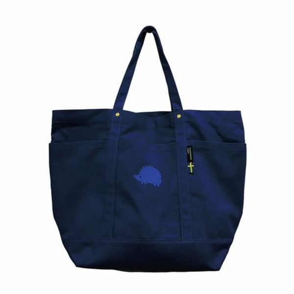 SCANDINAVIAN FOREST 帆布トート LLサイズ ブルー
