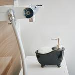ソープディスペンサー「bathtub(バスタブ)」ブラック