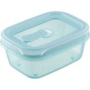 フードコンテナ/保存容器 【シールS スカイブルー】 容量:約430ml 電子レンジ・食洗機対応可 『リベラリスタ』