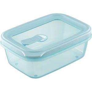 フードコンテナ/保存容器 【シールM スカイブルー】 容量:約700ml 電子レンジ・食洗機対応可 『リベラリスタ』