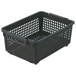 ベストコ Free storage ハンディーバスケット ワイド ブラウン MA-2243