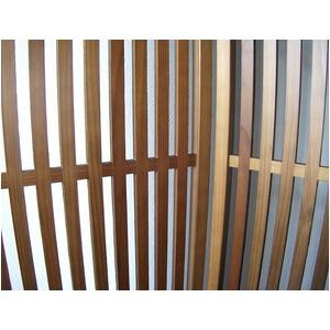 趣スクリーン 3曲 日本製 伝統工芸職人技術 木製 屏風 衝立 h03