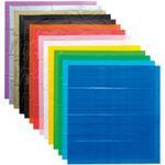 (業務用10セット) スマートバリュー カラーポリ袋20枚入800*650 紫 N157J-PU