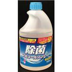 (業務用20セット) 友和 ディポス除菌アルコール付替 420ml