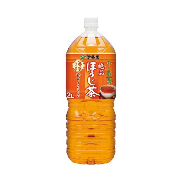 伊藤園 おーいお茶 焙じ茶 2L×6本×2箱