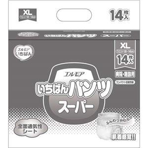 カミ商事 いちばんパンツスーパーXL14枚×6P - 拡大画像