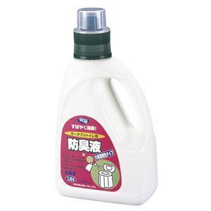アロン化成 ポータブルトイレ用防臭液 大容量無色 - 拡大画像