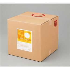 熊野油脂 スクリットリンスインシャンプー柚子18L - 拡大画像