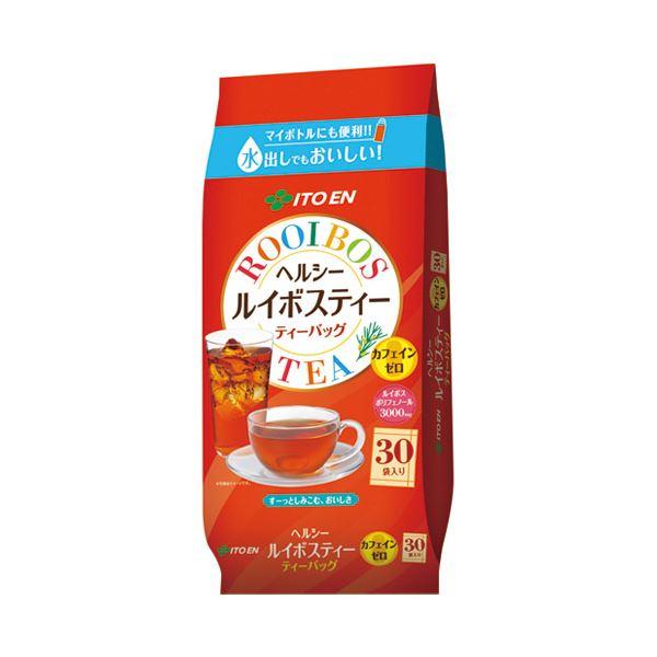 (まとめ) 伊藤園 ヘルシールイボスティーTB 30袋【×10セット】
