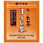 (まとめ) 伊藤園 お~いお茶ほうじ茶ティーバック20袋×10個【×5セット】