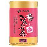 (まとめ) 伊藤園 梅こんぶ茶 2830【×10セット】